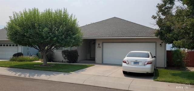 1764 Mahogany Circle, Minden, NV 89423 (MLS #210011190) :: NVGemme Real Estate