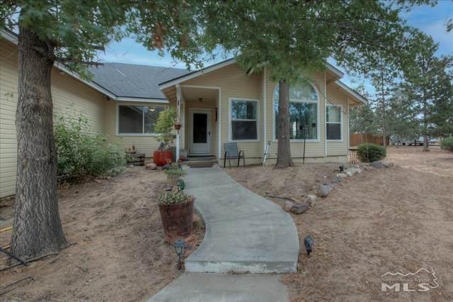 3675 Summerhill Road, Carson City, NV 89705 (MLS #210011191) :: NVGemme Real Estate