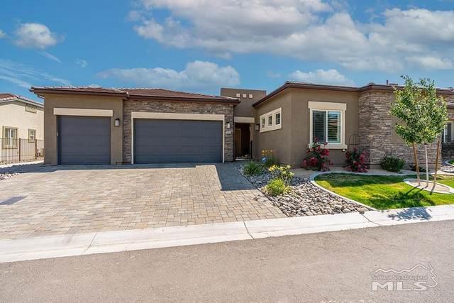 8346 Simsbury Drive, Verdi, NV 89439 (MLS #210011192) :: NVGemme Real Estate