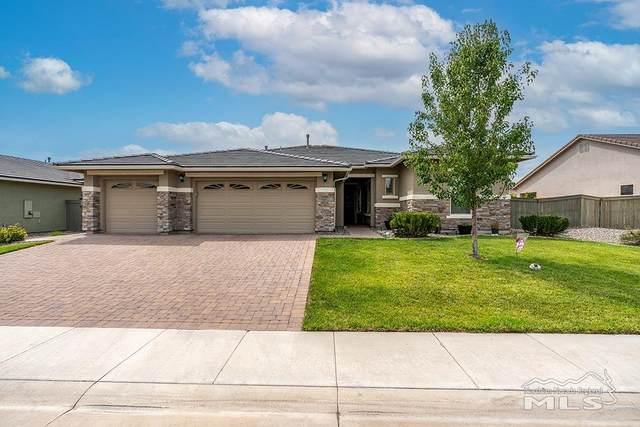 4843 Santenay Ln, Sparks, NV 89436 (MLS #210011193) :: NVGemme Real Estate