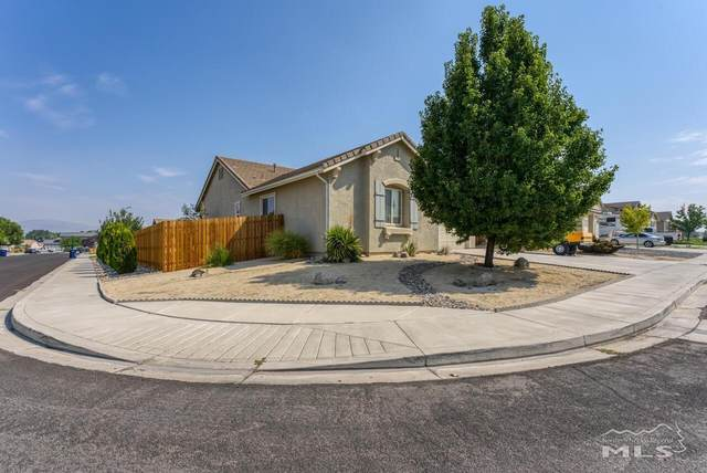 2830 S South Fork Rd., Fernley, NV 89408 (MLS #210011196) :: Morales Hall Group