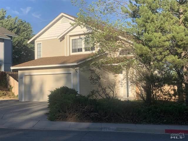 2300 Sierra Highlands Drive, Reno, NV 89523 (MLS #210011208) :: Morales Hall Group