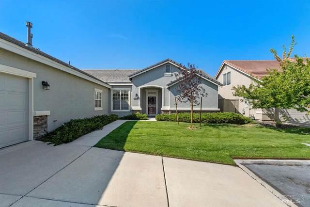 1472 Gaucho Lane, Reno, NV 89521 (MLS #210011210) :: Vaulet Group Real Estate