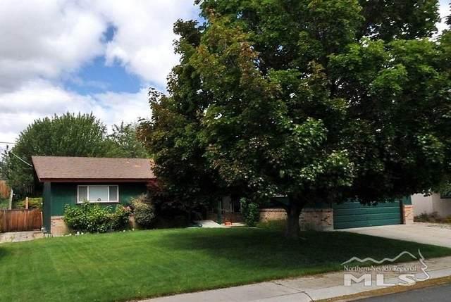 1455 Peavine Road, Reno, NV 89503 (MLS #210011212) :: NVGemme Real Estate