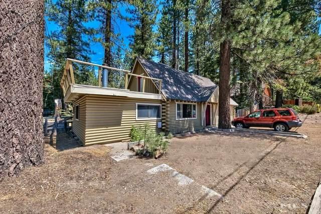 8199 Dolly Varden Avenue, Kings Beach, CA 96143 (MLS #210011216) :: Vaulet Group Real Estate