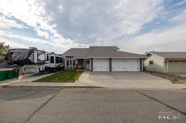 1394 Laser, Sparks, NV 89436 (MLS #210011217) :: NVGemme Real Estate