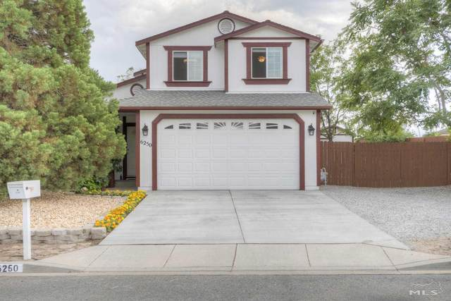 6250 W Chinook Court, Sun Valley, NV 89433 (MLS #210011219) :: Vaulet Group Real Estate