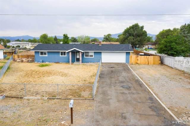 969 Monument Peak Dr, Gardnerville, NV 89460 (MLS #210011220) :: NVGemme Real Estate