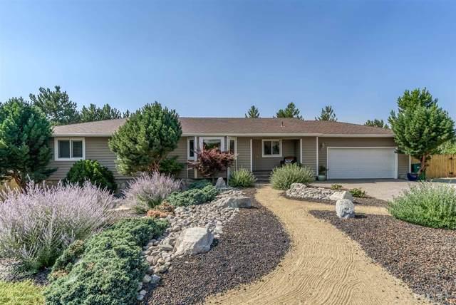 3211 Dartmouth Ct., Carson City, NV 89703 (MLS #210011224) :: Vaulet Group Real Estate