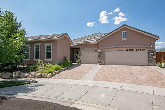 1605 Ashland Bluff Way, Reno, NV 89523 (MLS #210011225) :: Morales Hall Group