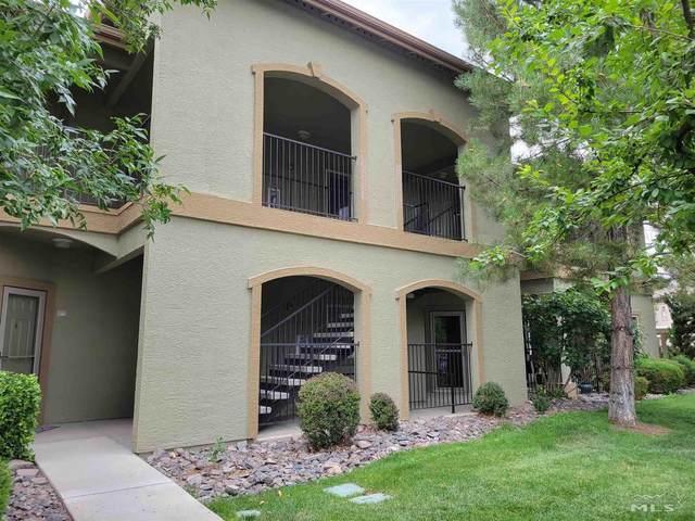 6850 Sharlands Ave Ad 2186, Reno, NV 89523 (MLS #210011227) :: Morales Hall Group