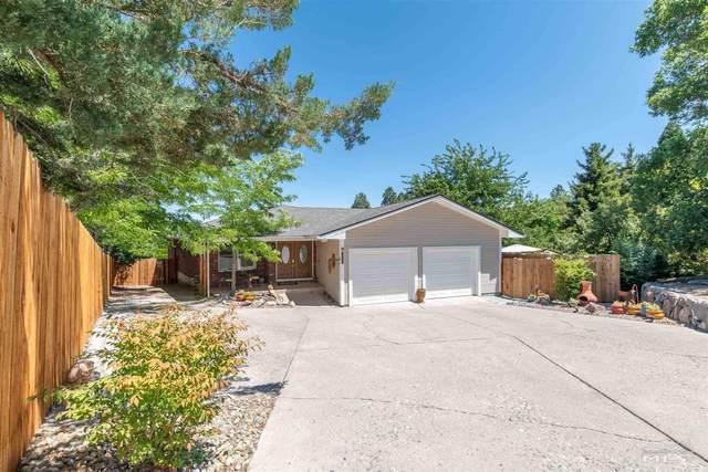 1800 Berkeley Dr., Reno, NV 89509 (MLS #210011232) :: NVGemme Real Estate