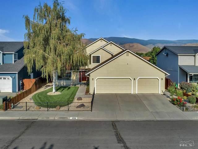 3232 Oreana Dr, Carson City, NV 89701 (MLS #210011233) :: Chase International Real Estate