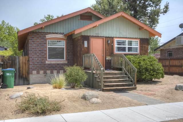 912 Ralston Street, Reno, NV 89503 (MLS #210011238) :: NVGemme Real Estate