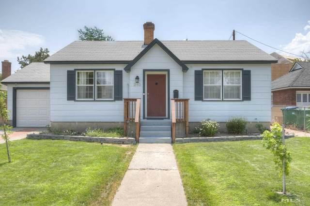 210 W Arroyo Street, Reno, NV 89509 (MLS #210011239) :: Chase International Real Estate