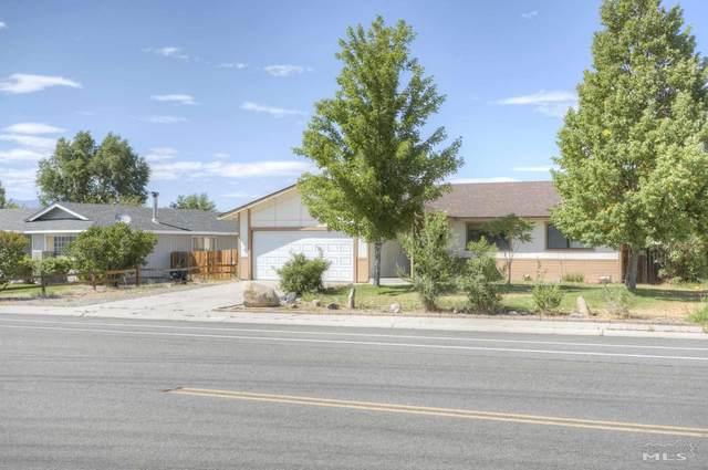 764 Bluerock, Gardnerville, NV 89460 (MLS #210011241) :: Chase International Real Estate
