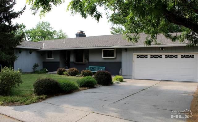 3020 Rustic Manor Cir, Reno, NV 89509 (MLS #210011245) :: NVGemme Real Estate