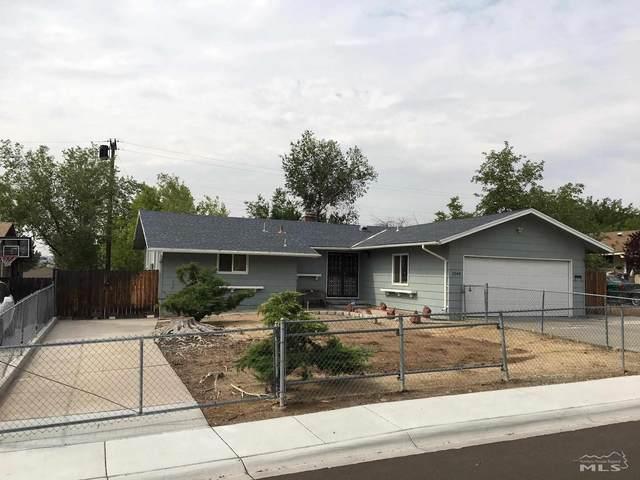 1540 Royal Dr, Reno, NV 89503 (MLS #210011250) :: NVGemme Real Estate