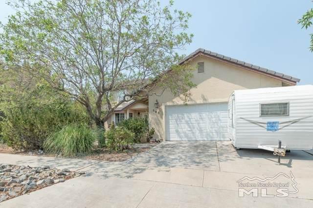 593 Putnam Dr., Reno, NV 89503 (MLS #210011254) :: NVGemme Real Estate