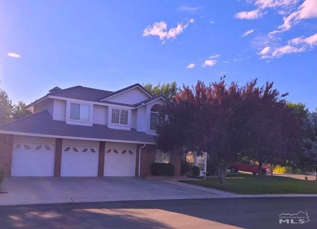 320 Bayhill Circle, Dayton, NV 89403 (MLS #210011257) :: Morales Hall Group