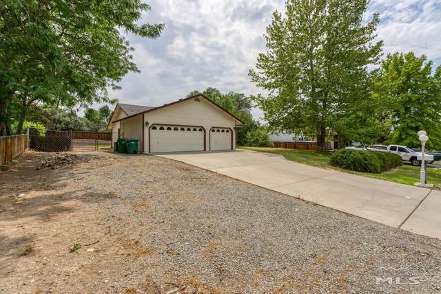 2280 Charolaise, Sparks, NV 89431 (MLS #210011259) :: The Mike Wood Team
