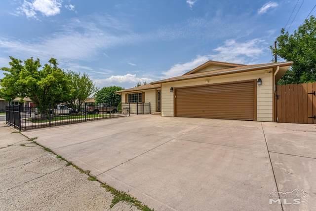2165 Belcrest, Reno, NV 89512 (MLS #210011261) :: Chase International Real Estate