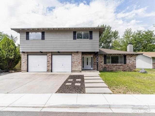 210 Simone Ave, Carson City, NV 89701 (MLS #210011262) :: Morales Hall Group