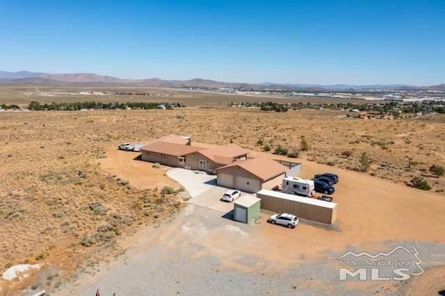 12000 Red Rock Rd, Reno, NV 89508 (MLS #210011264) :: Chase International Real Estate