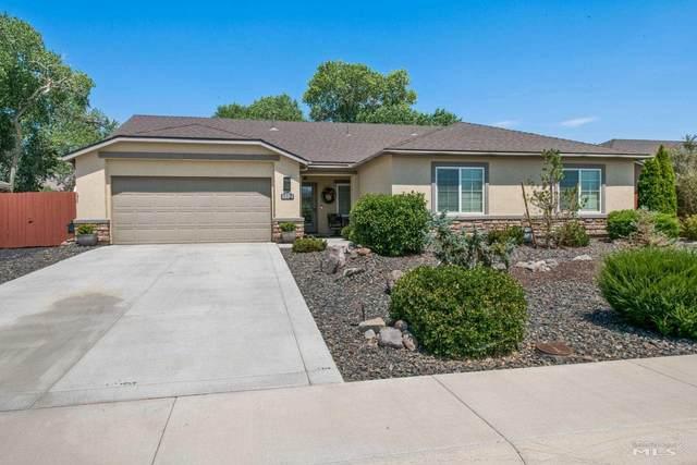 112 Carson River Drive, Dayton, NV 89403 (MLS #210011265) :: Morales Hall Group
