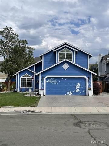 2445 Blue Haven Lane, Carson City, NV 89701 (MLS #210011266) :: NVGemme Real Estate