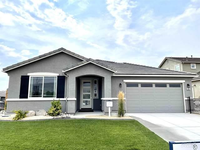 7230 Clearsky Road #53, Sparks, NV 89436 (MLS #210011268) :: NVGemme Real Estate