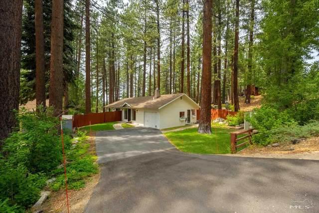 162 Juniper Drive, Stateline, NV 89449 (MLS #210011269) :: NVGemme Real Estate
