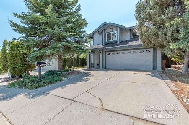 5172 Greystone, Reno, NV 89523 (MLS #210011271) :: Morales Hall Group
