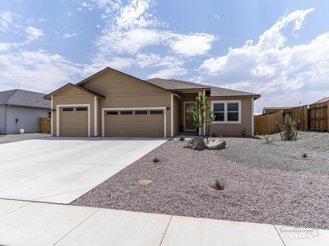 677 Teakwood, Dayton, NV 89403 (MLS #210011272) :: Vaulet Group Real Estate