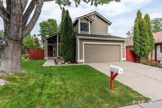 5885 Bankside Way, Reno, NV 89523 (MLS #210011273) :: NVGemme Real Estate