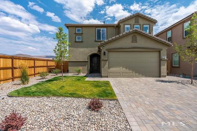 2395 Soprano, Reno, NV 89521 (MLS #210011275) :: Vaulet Group Real Estate