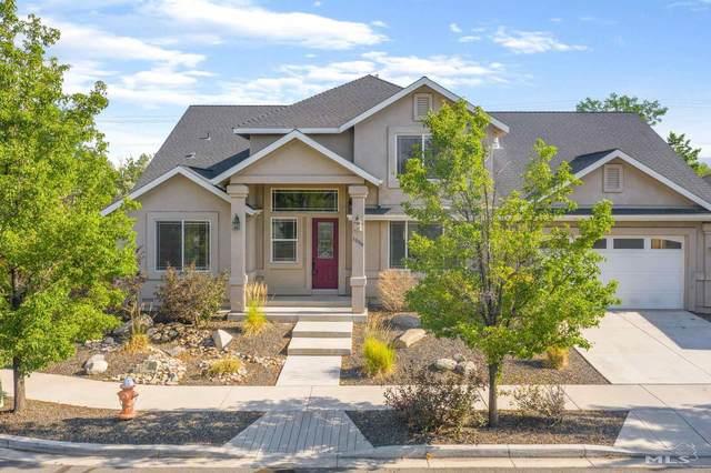 1338 Cedar Creek, Gardnerville, NV 89460 (MLS #210011278) :: Vaulet Group Real Estate