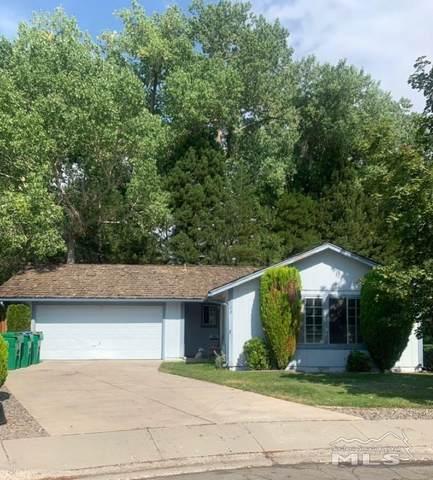 4123 Ramsey Circle, Carson City, NV 89706 (MLS #210011287) :: Vaulet Group Real Estate