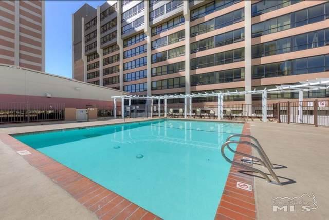 450 N Arlington #1004, Reno, NV 89503 (MLS #210011288) :: NVGemme Real Estate