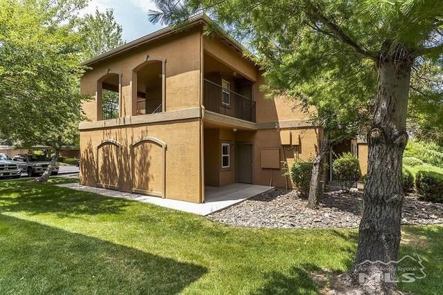 6850 Sharlands #1038, Reno, NV 89523 (MLS #210011289) :: NVGemme Real Estate