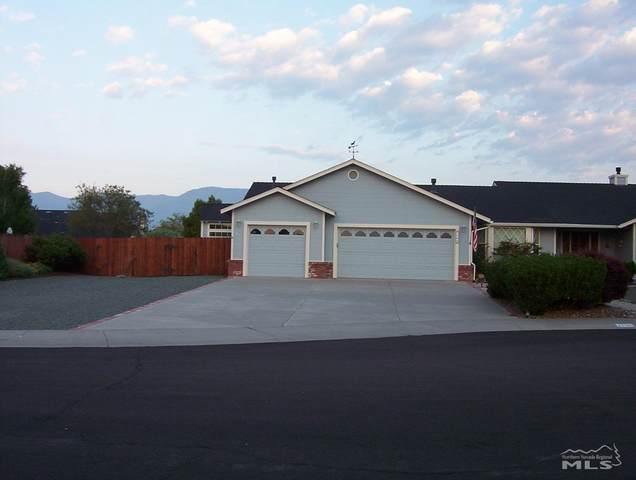 2706 Strirrup Court, Minden, NV 89423 (MLS #210011295) :: NVGemme Real Estate
