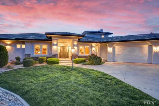 14240 Black Eagle Court, Reno, NV 89511 (MLS #210011296) :: Morales Hall Group