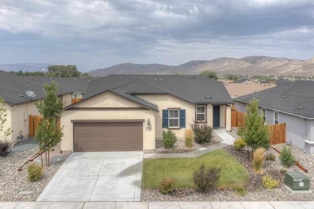 1140 Elk Ridge Drive, Carson City, NV 89701 (MLS #210011297) :: The Mike Wood Team