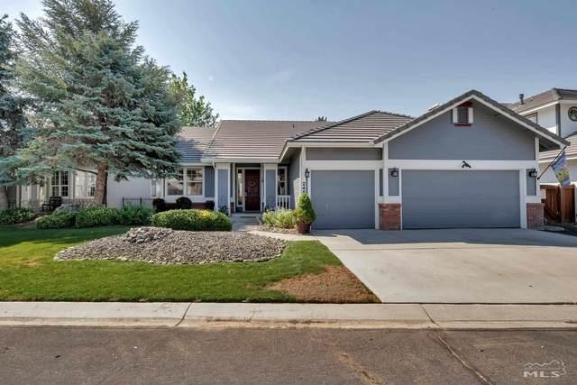 245 La Costa Avenue, Dayton, NV 89403 (MLS #210011298) :: Chase International Real Estate