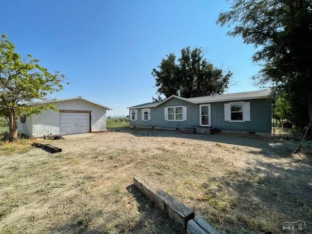 188 Hwy 95A, Yerington, NV 89447 (MLS #210011301) :: Vaulet Group Real Estate