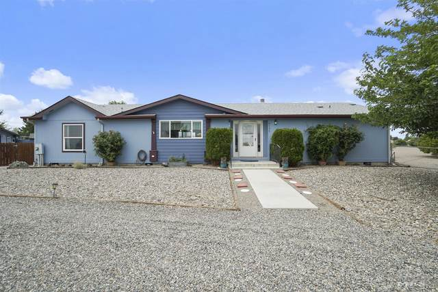 6135 Andersen Ct., Stagecoach, NV 89429 (MLS #210011302) :: The Mike Wood Team