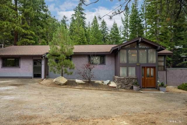 415 Tina Court, Stateline, NV 89449 (MLS #210011306) :: Vaulet Group Real Estate