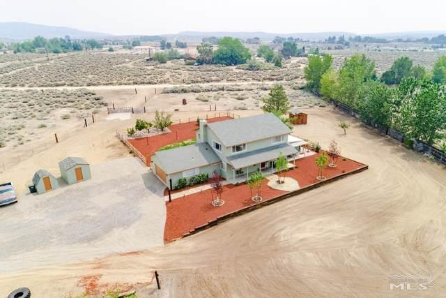 2394 Sunrise Pass Road, Minden, NV 89423 (MLS #210011307) :: Vaulet Group Real Estate