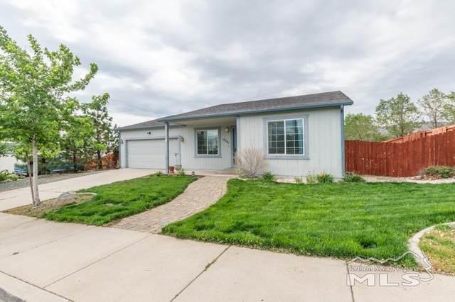 17541 Desert Lake, Reno, NV 89508 (MLS #210011308) :: Vaulet Group Real Estate