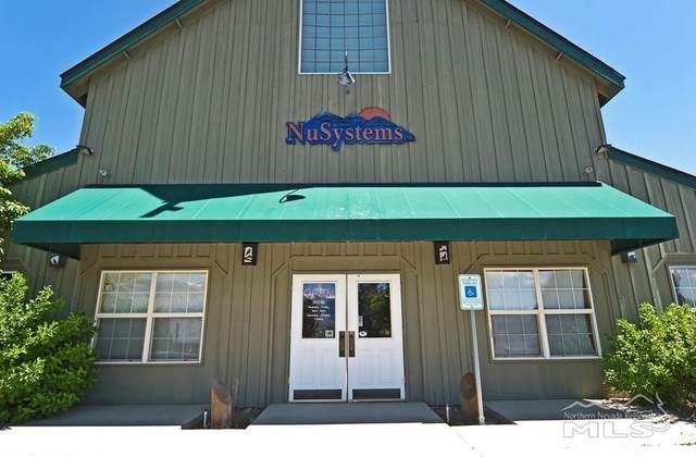1266 Dresslerville, Gardnerville, NV 89460 (MLS #210011312) :: Vaulet Group Real Estate